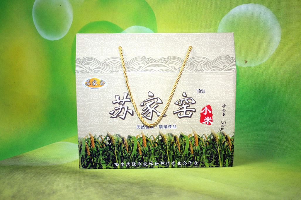 苏家窑小米,绿色有机无公害-苏家窑小米
